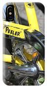 Lemon Peeler IPhone Case