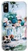 Lemonade Ladies IPhone Case