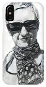 Lena Noble, Portrait IPhone Case