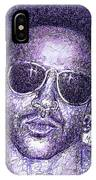 Lenny Kravitz IPhone Case