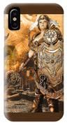 Leona Lioness Warrior  IPhone Case