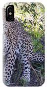 Leopard Front IPhone Case
