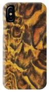 Leopard In The Sand IPhone Case