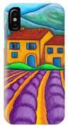 Les Couleurs De Provence IPhone Case