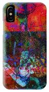 Let Freedom Jazz B IPhone Case
