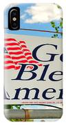 Let Freedom Ring IPhone Case