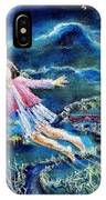 Let Me Play Among The Stars  IPhone Case