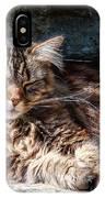 Let Me Sleep... IPhone Case