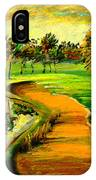 Let's Play Golf IPhone Case