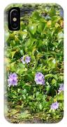 Lettuce Lake Flowers IPhone Case