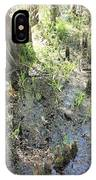 Lettuce Lake Swampland IPhone Case
