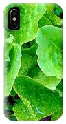 Lettuces IPhone Case
