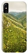 Leven Canyon Reserve Tasmania IPhone Case