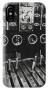 Levers And Gauges IPhone Case