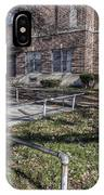 Lew Wallace High School April 2015 016 IPhone Case
