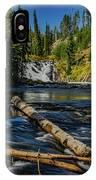 Lewis Falls IPhone Case