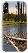 Lewis River IPhone Case