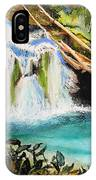 Lewis River Falls IPhone Case
