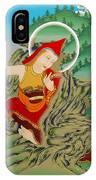 Lhalung Pelgi Dorje IPhone Case