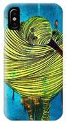 Lib-580 IPhone Case