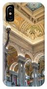 Library Of Congress IPhone Case