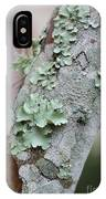 Lichens 2 IPhone Case