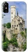 Lichtenstein Castle IPhone X Case