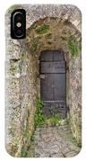 Lichtenstein Castle Door IPhone Case