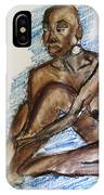 Life Drawing Study IPhone Case