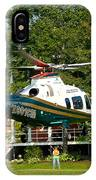 Life Flight Training IPhone Case