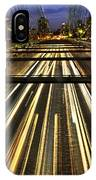 Life In The Fast Lane IPhone Case