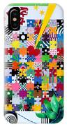 Life Is A Puzzle IPhone Case