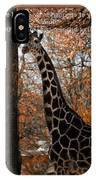 Life Is Standing Tall IPhone Case