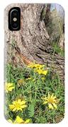 Life Under A Dead Tree IPhone Case