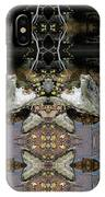 Lifting Up My Golden Eyes In Prayer IPhone Case