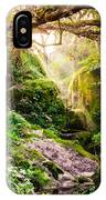 Light And Magic IPhone Case