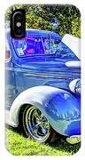 Light Blue Pickup  IPhone Case