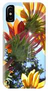 Light Life Beauty Death IPhone Case