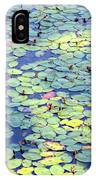 Light On Lily Pads IPhone Case