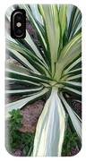 Agave Fourcroydes IPhone Case