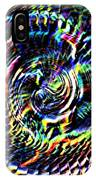 Lightening Fills The Vortex IPhone Case