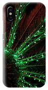 Lights Beneath The Fronds IPhone Case