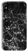 Lights In The Trees IPhone Case