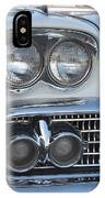 Lights On A '58 Chevy IPhone Case