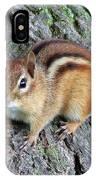 Lil Chipmunk IPhone Case