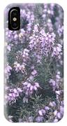 Lilac Bells IPhone Case