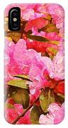 Lilac Candy IPhone Case