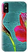 Lilies 18-10 IPhone Case