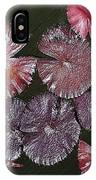 Lily Pads In The Pond IPhone Case