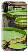 The Lily Pond IPhone Case